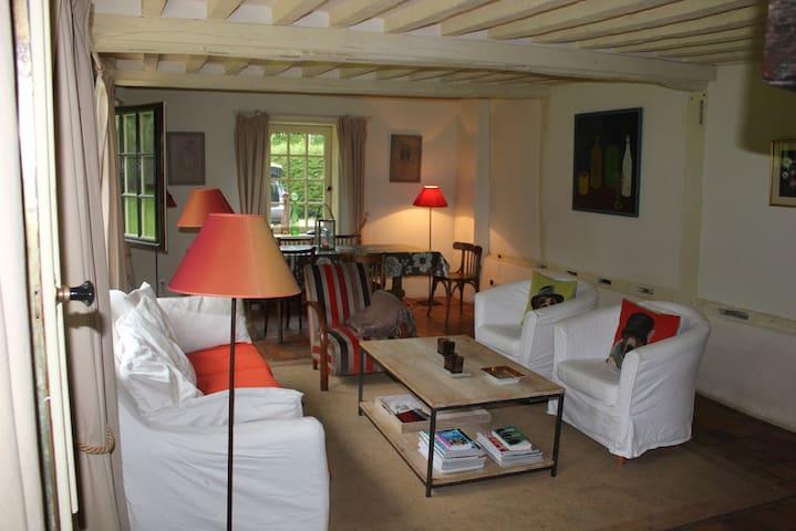 Maison de charme Normandie - Morainville-Jouveaux - Departamento