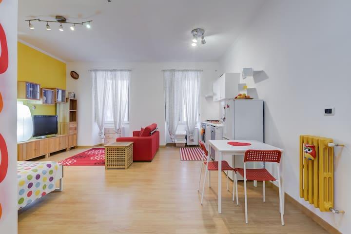 small cozy apartment - Rome - Appartement en résidence