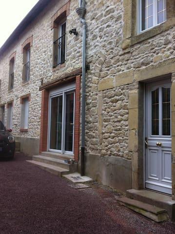 Au coeur du vignoble champenois - Treslon - Casa