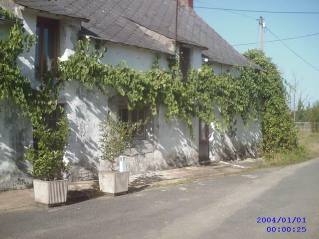 La Bergerie (Shepherd's House) - Blain - Hus