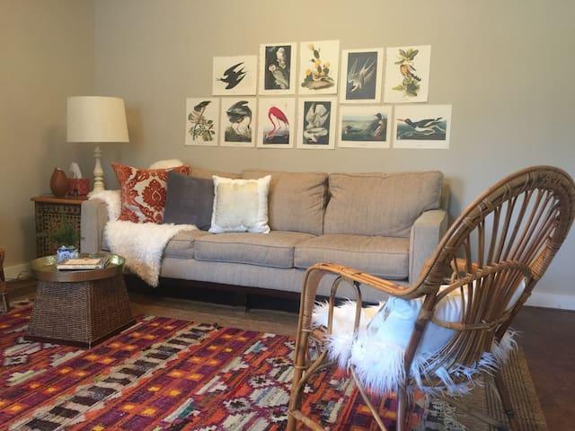 Private 1 bedroom suite : Franklin - Franklin