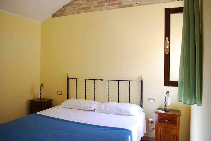 Camere -Ristorante Locanda I Piceni - Ortezzano - Bed & Breakfast