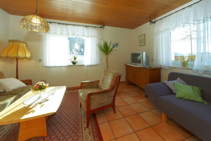 Cozy Apartment Frankonian Switzerl. - Pegnitz - Lägenhet