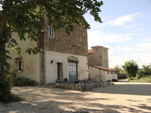 Les Hauts de Meyras, stunning site - Tournon-sur-Rhône - Departamento