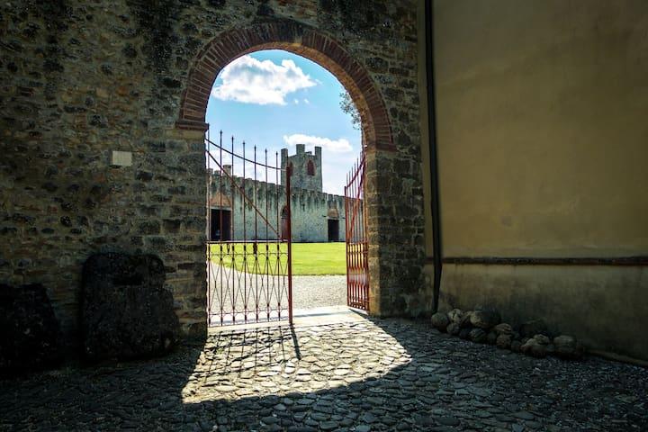Holidays at the castle - Carpaneto Piacentino