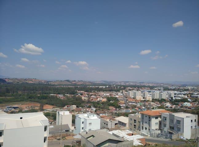 Apartamento aconchegante em Pouso Alegre - Pouso Alegre