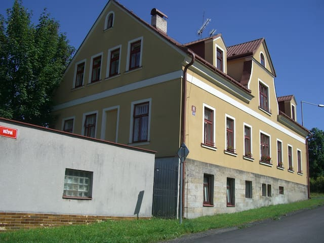 PINK STREET HOUSE Apartment Two  - Jablonec nad Nisou - Byt