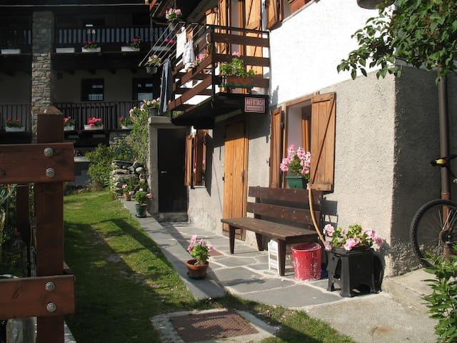 Bilocale per sciatori od escursionisti - Valtournenche - Appartement