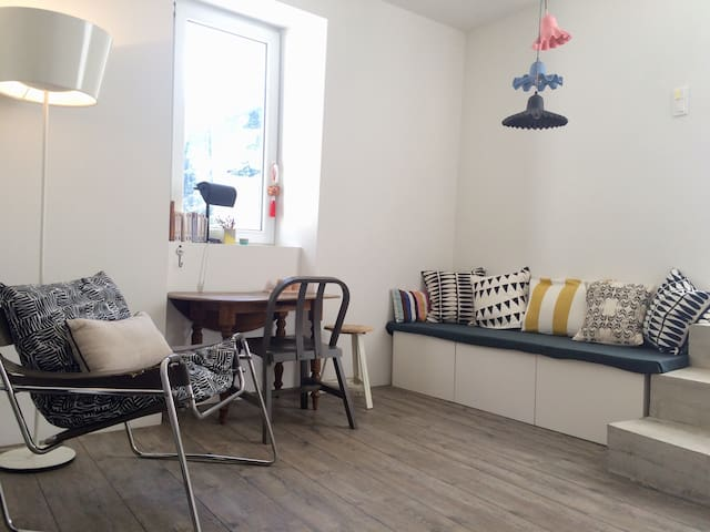 Charming apartment - Valbelle - Apartament