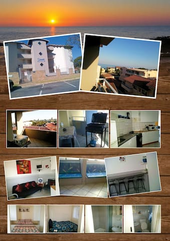 Sunset beach - Margate - Appartement