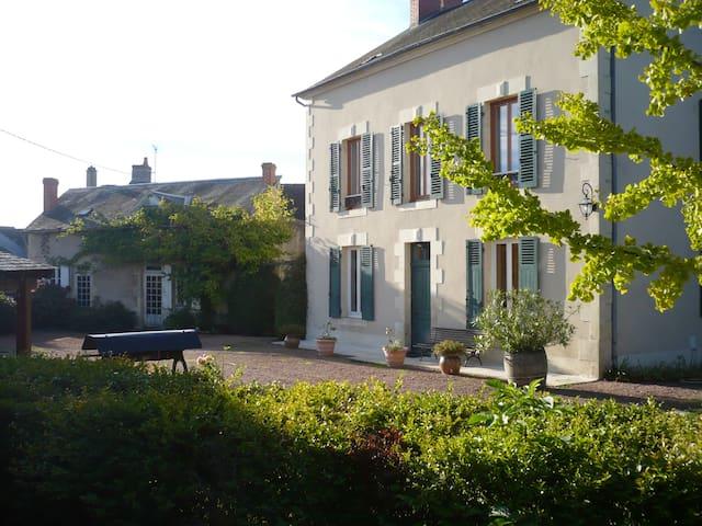 Le Champs du puits - Saint-Pierre-le-Moûtier - Pousada