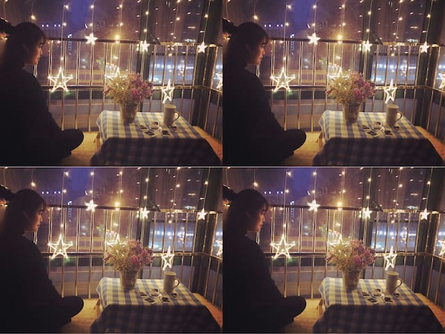汉口火车站旁/地铁二号线口/万松园小吃街/江汉路/武广/欢乐谷直达公交/星空loft格格小屋 - Wuhan