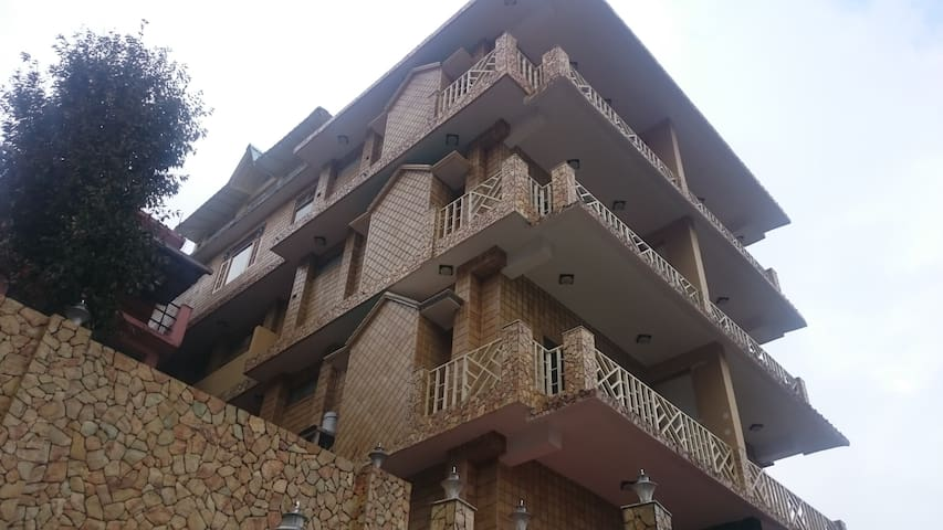 The Golden Peak,Hotel & Restaurant - Mukteshwar
