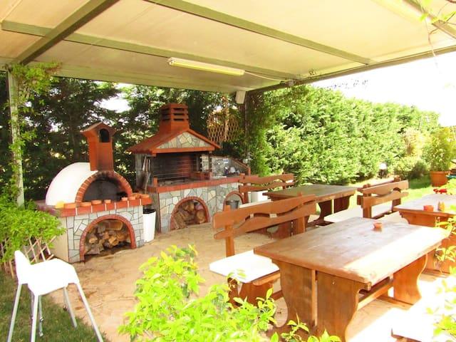 Luxurious Summer House Halkidiki!!! - Νέα Πλάγια - Apartamento