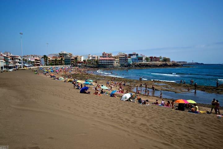 Apartamento Playa de Salinetas Melenara Telde - Salinetas - Hus