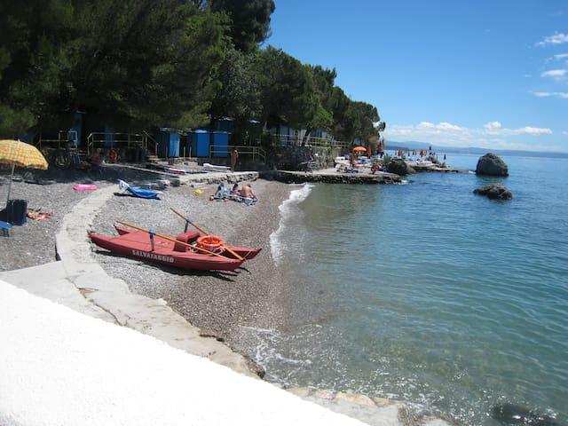 apartament with the private beach - Gorizia - Appartement