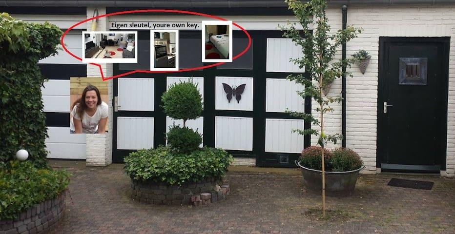 Welcome to Apeldoorn 1 hour drive to amsterdam - Apeldoorn - Hus