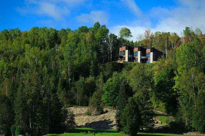Mountainside by the golf and tubing - Saint-Jean-de-Matha - Condo