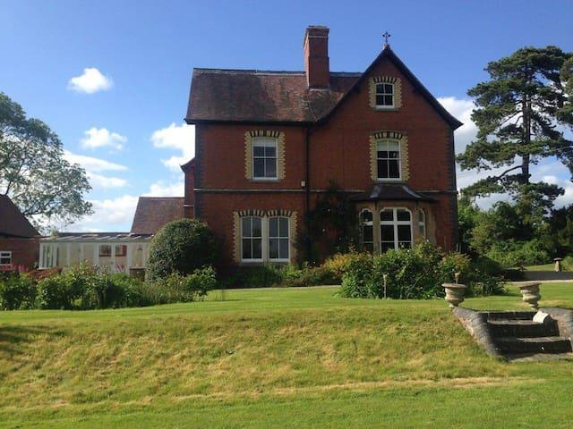 Victorian Country House - Ledbury - Dom