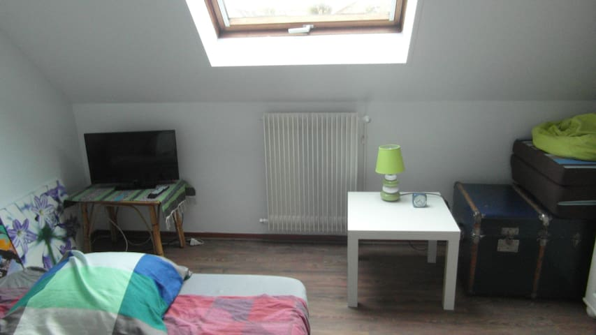 Room for 2 persons - Garancières