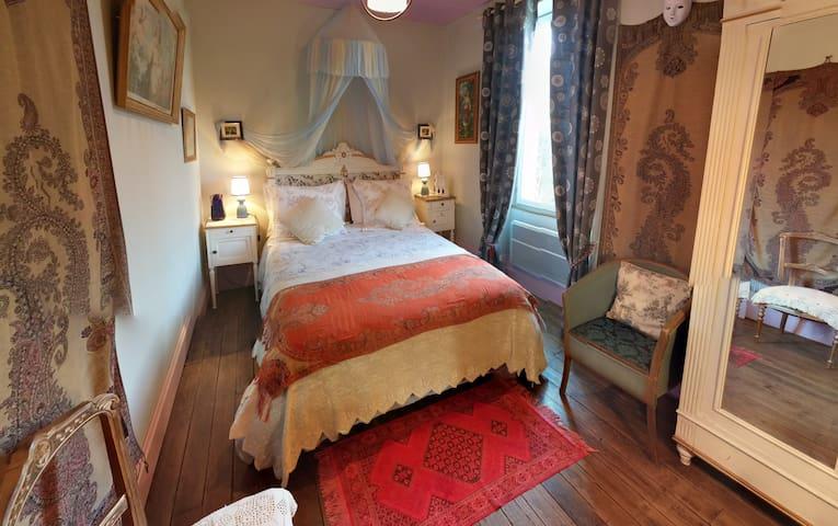 Comfortable rooms with small lounge (L'Alchimiste) - Saint-Bonnet-Tronçais