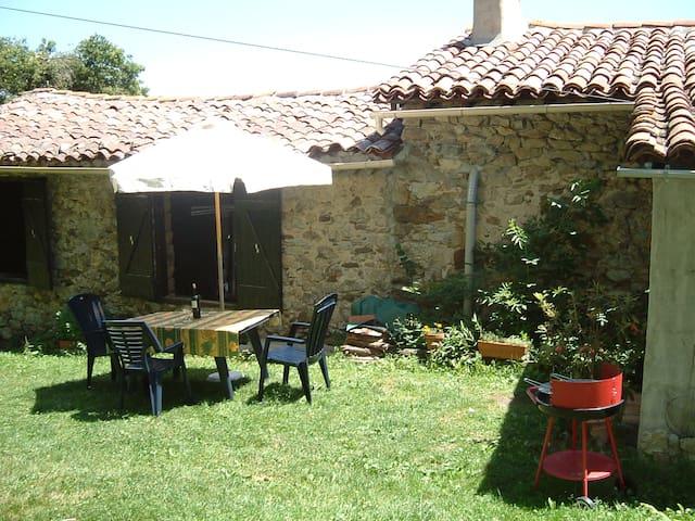 Mountain Cottage ' à la nature' - Foix - Дом