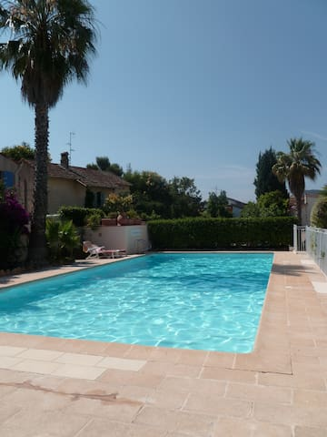 Great Flat in the French Riviera - Mandelieu-La Napoule - Kondominium