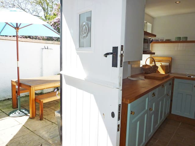 Beautiful Thatched Devon Cottage near beach - Woodbury - Ev