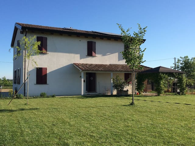 Country house - Gualtieri - Villa