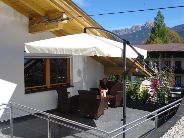 Alpin-check-in Ferienwohnung South - Reutte - Maison