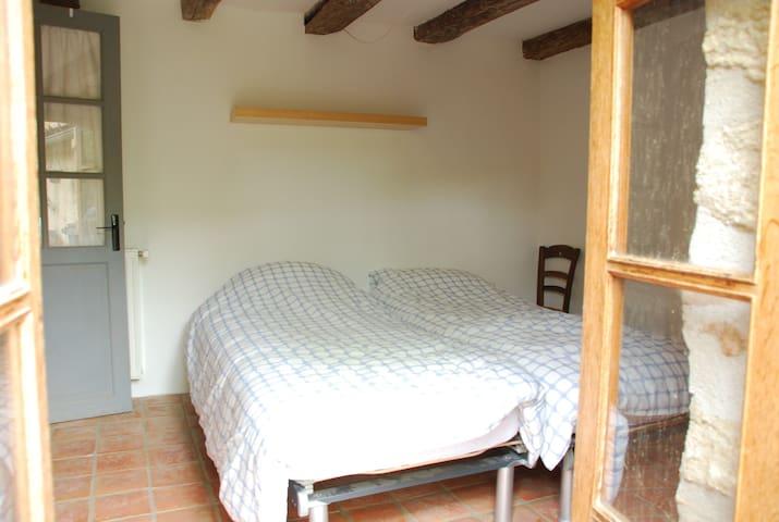1 chambre avec jardin au centre de Marciac ! - Marciac