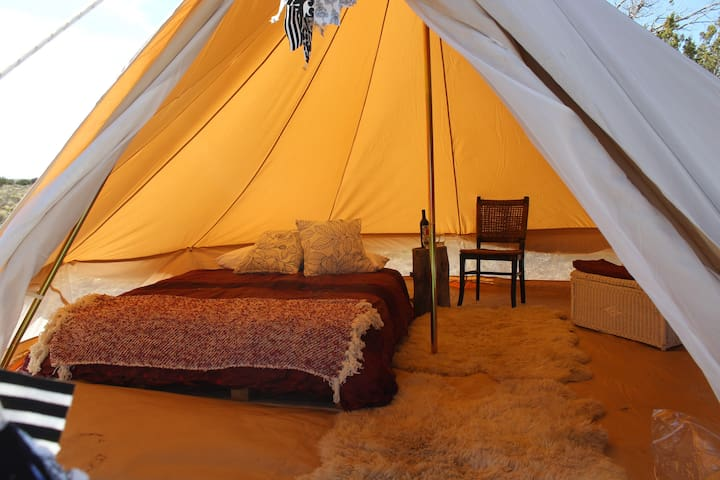 Glamping Tent #1  near Grand Canyon - Williams - Zelt