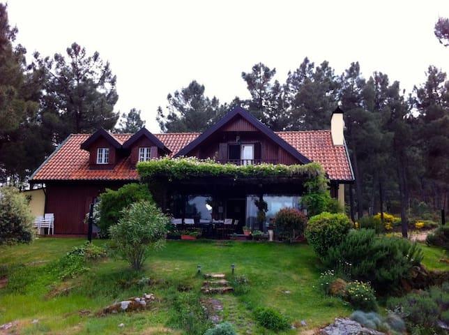 3 Quartos  c/wc / 3 rooms privat wc - Alijó - Bed & Breakfast