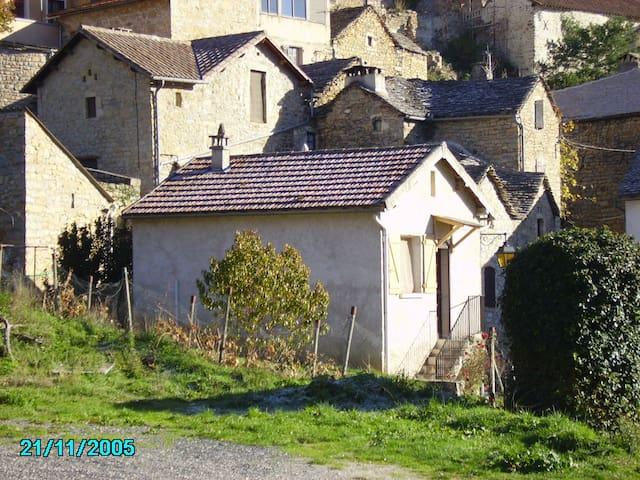 Maison individuelle Gorges du tarn - Mostuéjouls - Casa