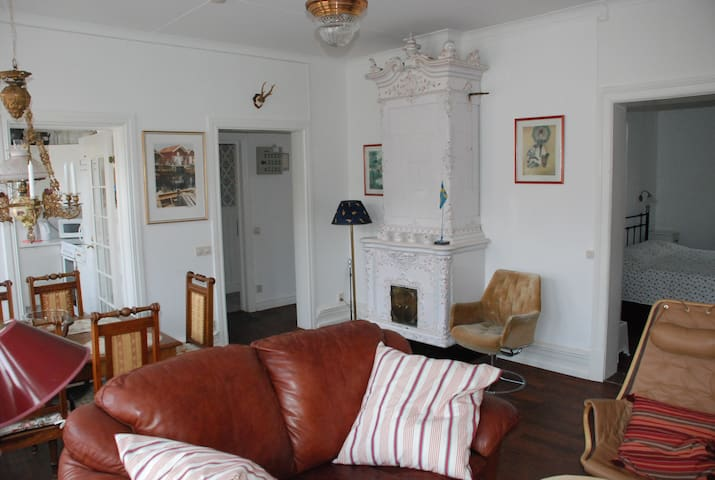 Charming Old Town Lysekil - Lysekil - Apartment