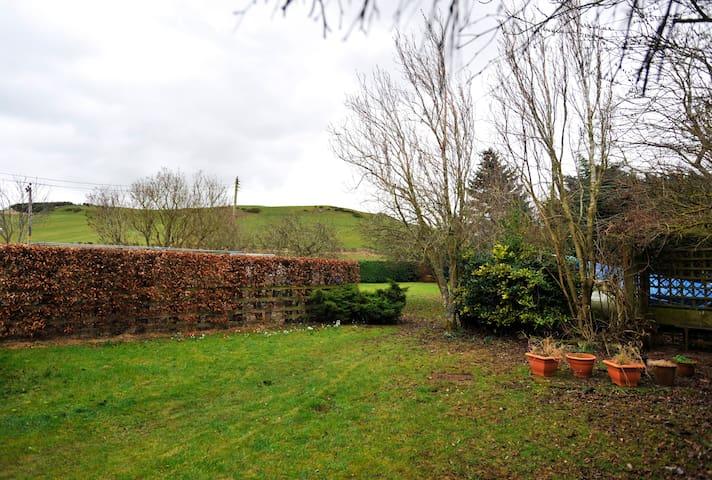19th Cent Railway Cottage - single - Cornhill-on-Tweed - Hus