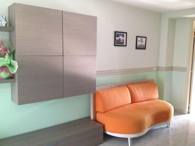 Cozy flat in the center - Bisceglie - Dom