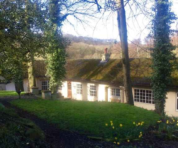 Grosmont House Holiday Cottage 1 - Grosmont - Huis