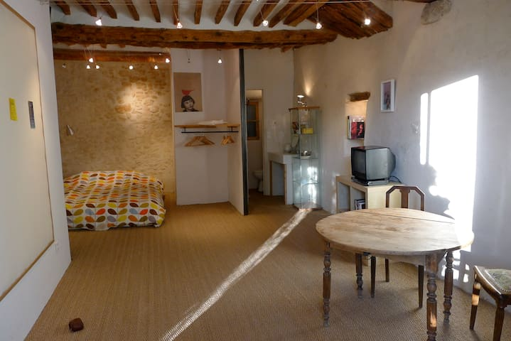 Studio au centre de Forcalquier - Forcalquier - Lägenhet