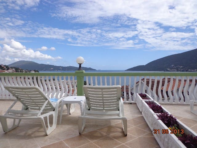 Panoramic Sea View Studio  # 3 - Herceg Novi