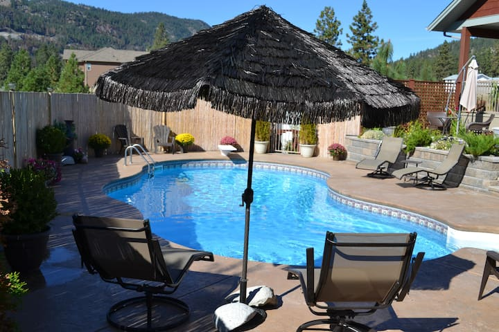 Poolside Retreat, Peachland - Peachland - Appartement