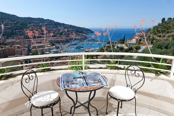 The little house with a sea view - Monte Argentario - Apartament