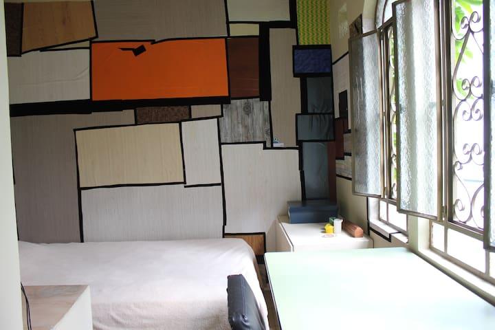 Cozy Home: Outbuilding Bedroom - São Bernardo do Campo - Ev