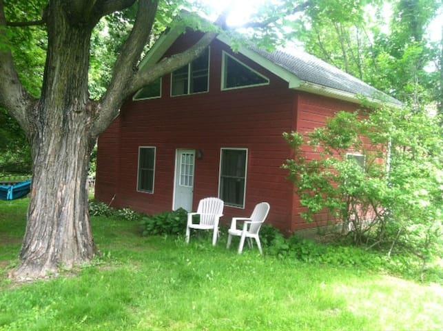 Garden Cottage: Red Hook Village - Red Hook