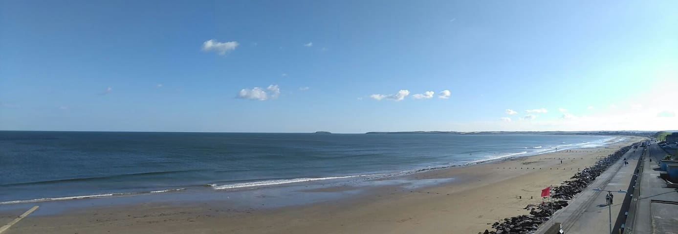 Comfortable Beachfront Apartment - Youghal - Appartement