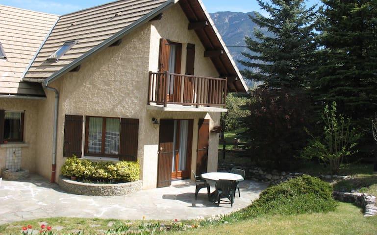 Duplex 4 à 6 places - Risoul - Hus