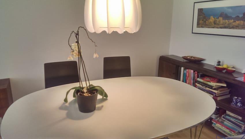 Spacious Apartment close to CPH - Herlev - Huoneisto