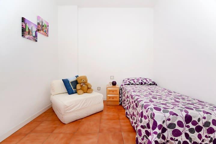 Habitación con baño privado - Sant Pol de Mar - Appartement