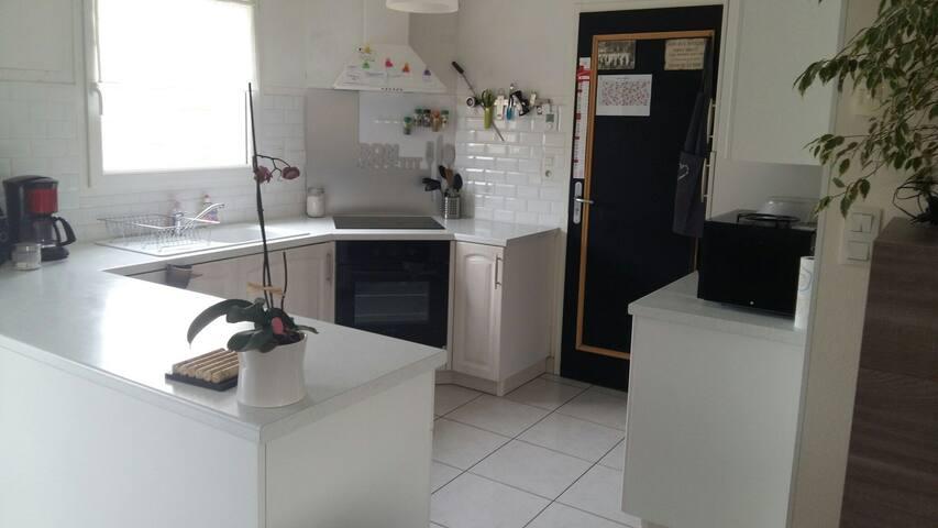 Maison 90m2 à 25min de Brest - Lannilis - Huis
