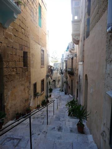 Beautiful holiday home in Birgu (Vittoriosa) - Birgu - Departamento